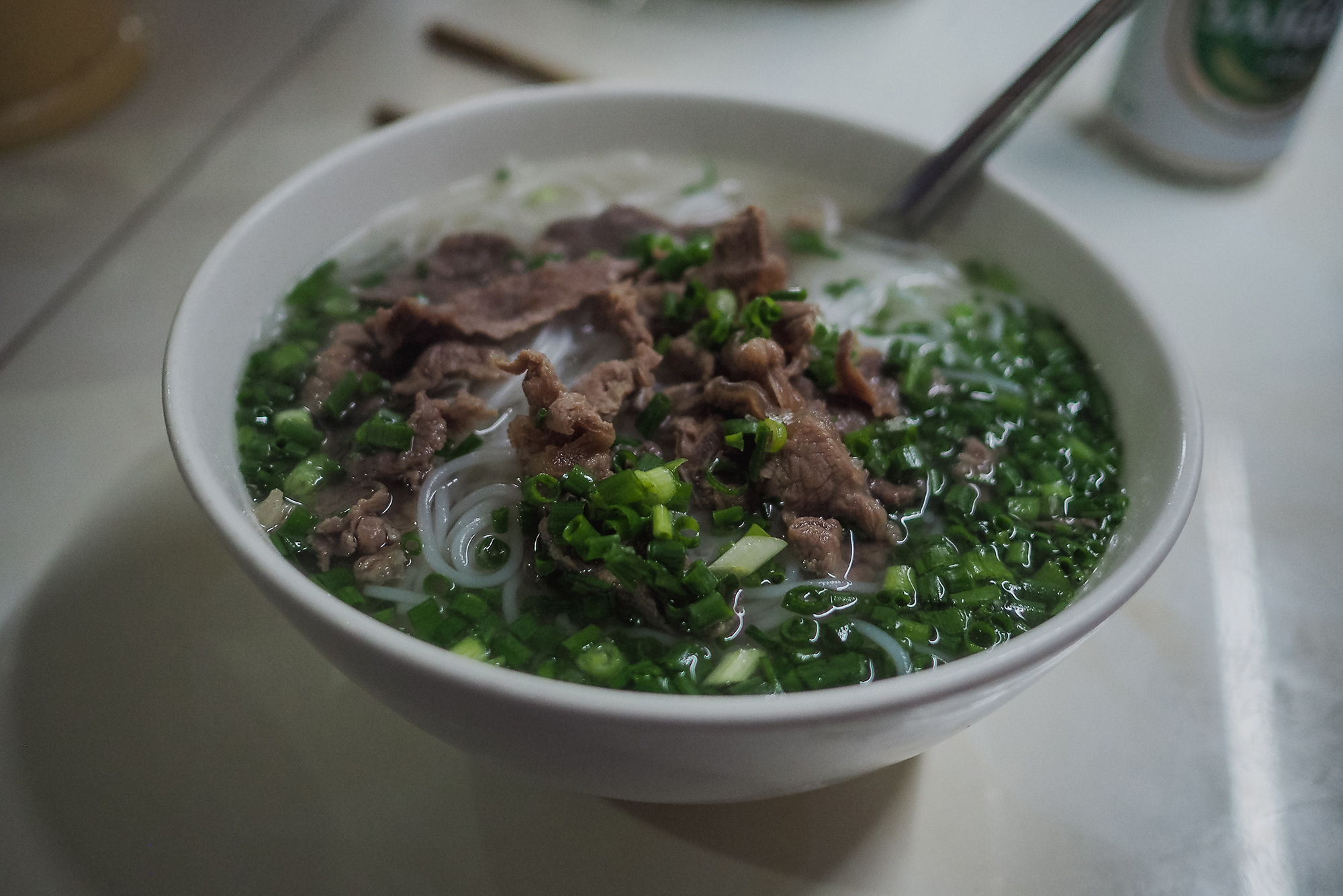 Pho, le bouillon traditionnel du vietnam