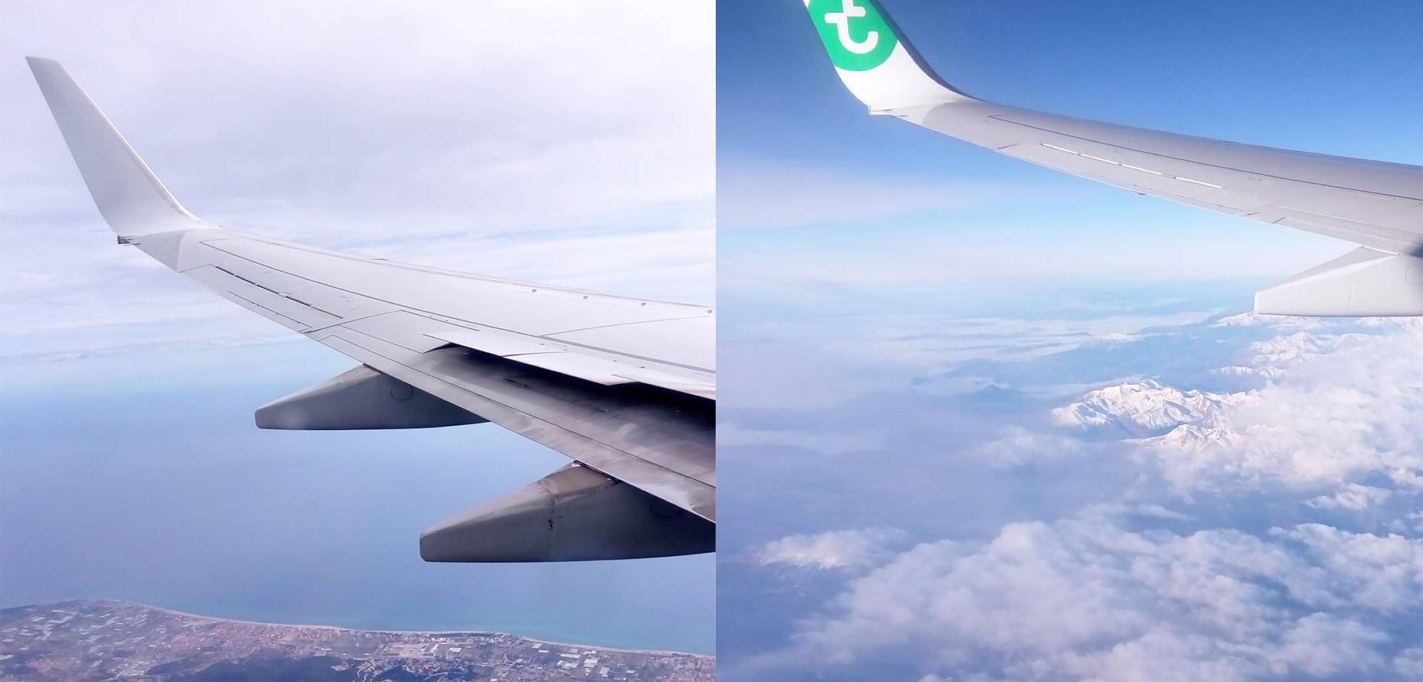 prendre l'avion pour aller à Barcelone