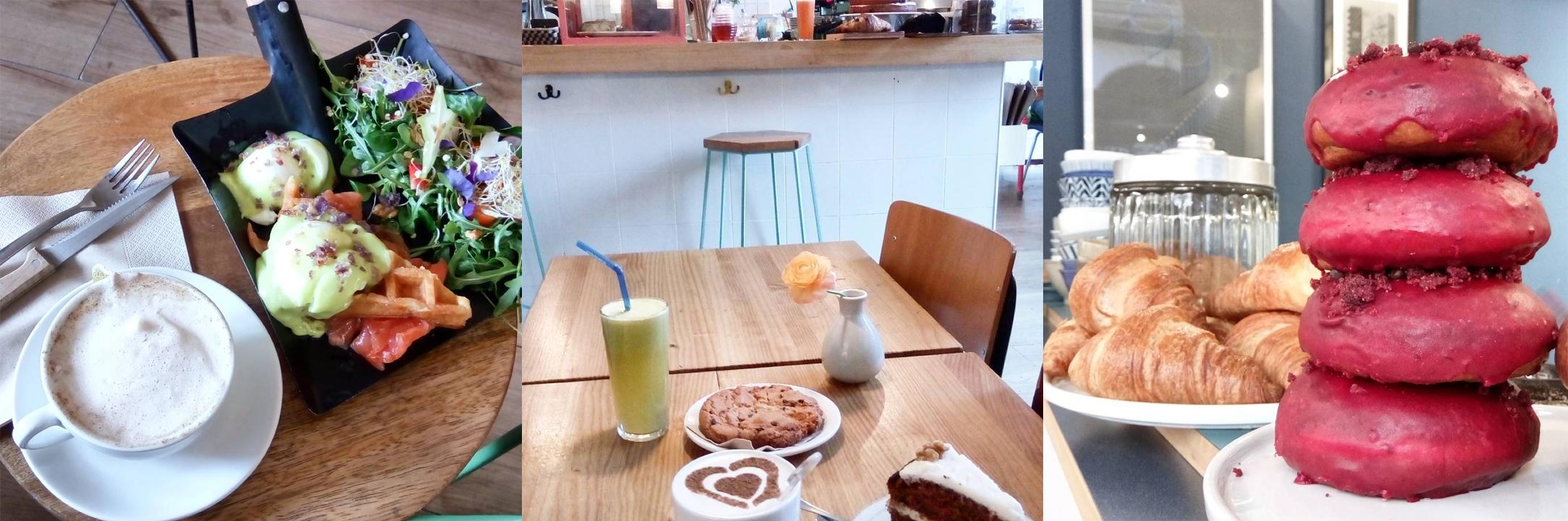Mes bonnes adresses café et restaurant sur Barcelone