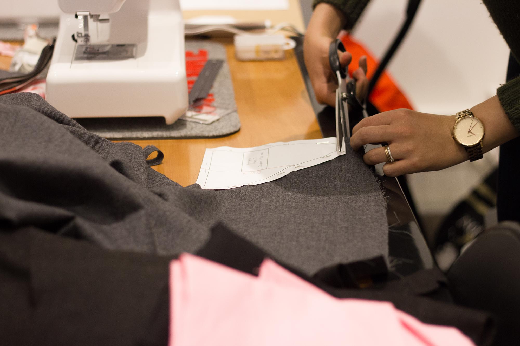 focus atelier couture pour débutant paris
