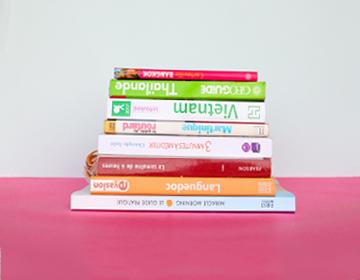 25 livres pour se motiver et voyager