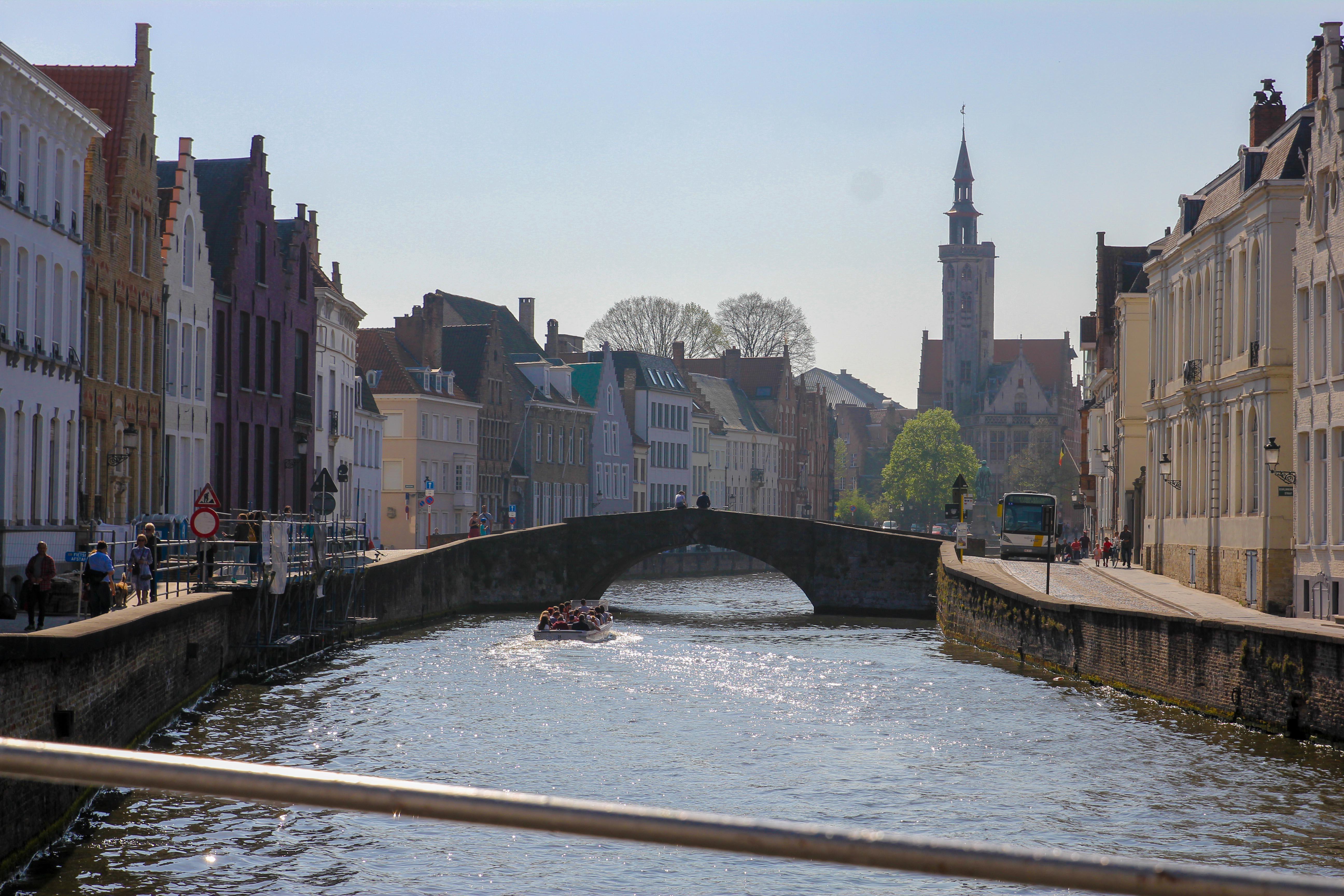 Bruges balade à vélo