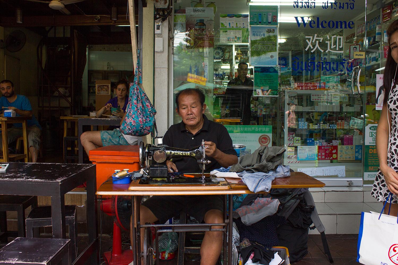 Couturier à bangkok