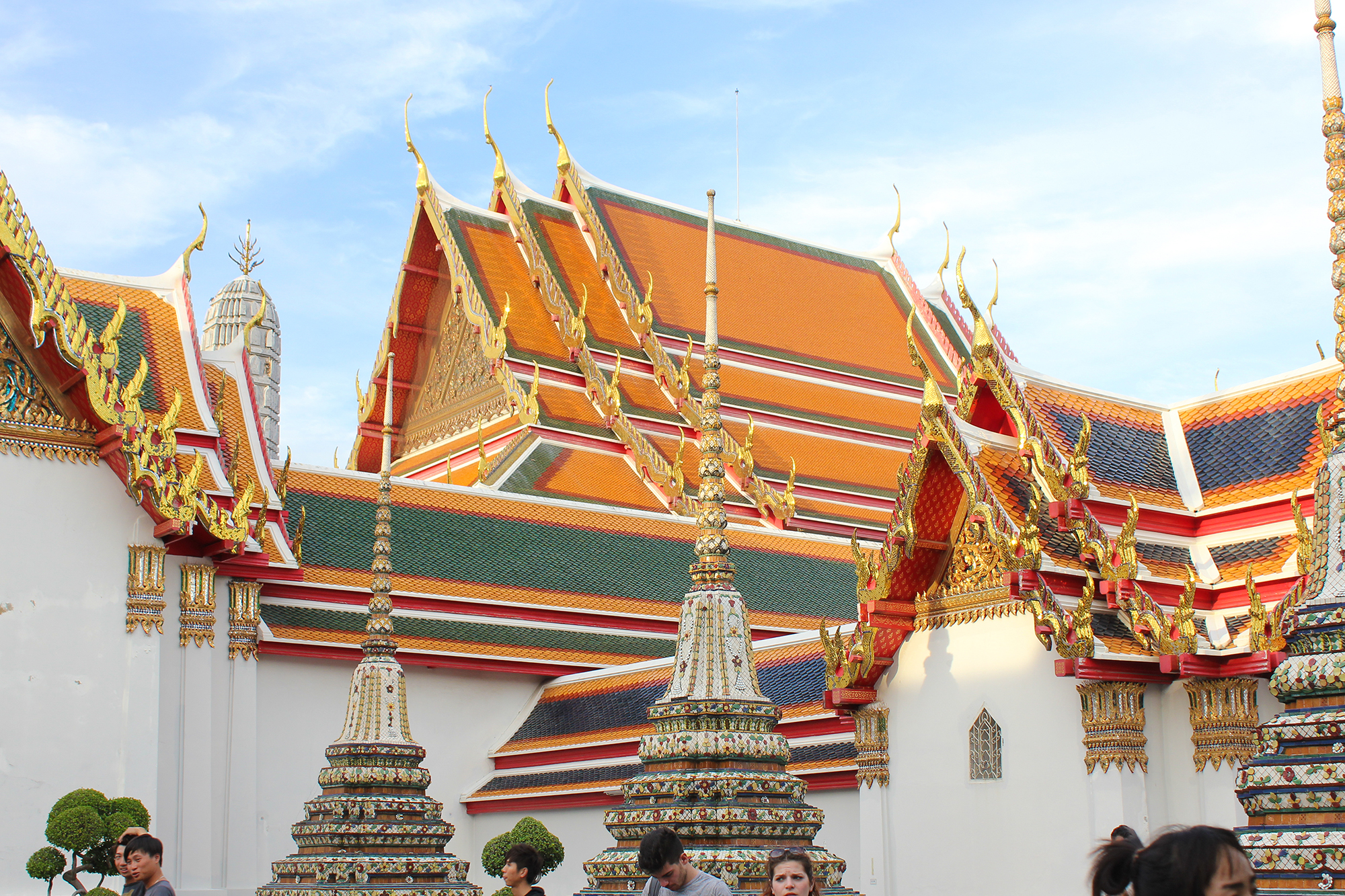 Wat pho, temple bangkok