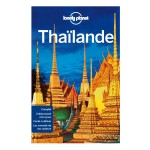 Lonely planet guide voyage thailande