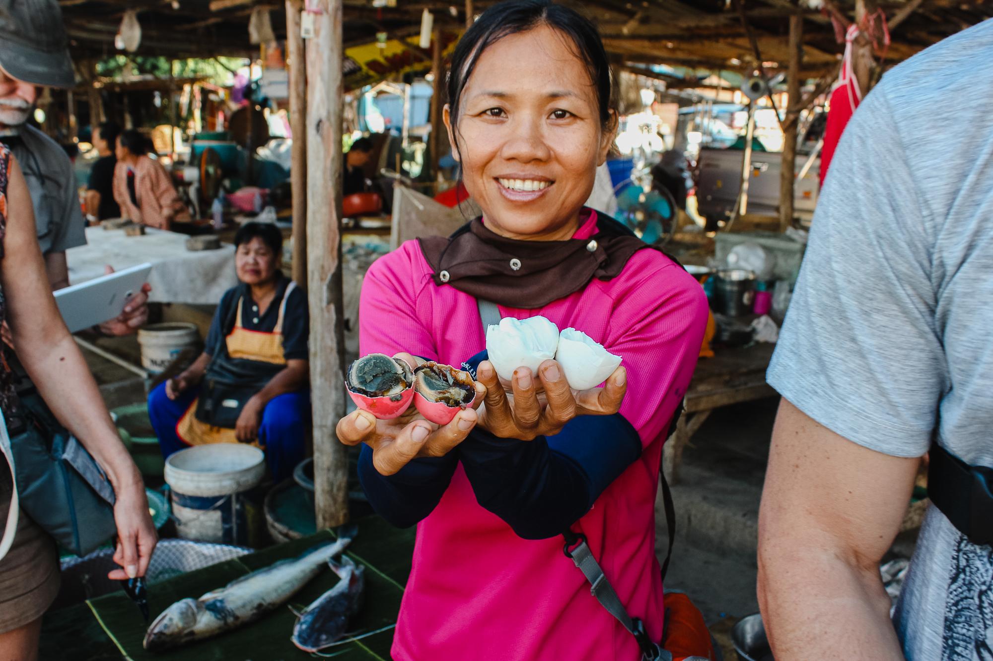 Mem cyclo tourisme sukhothai - visite