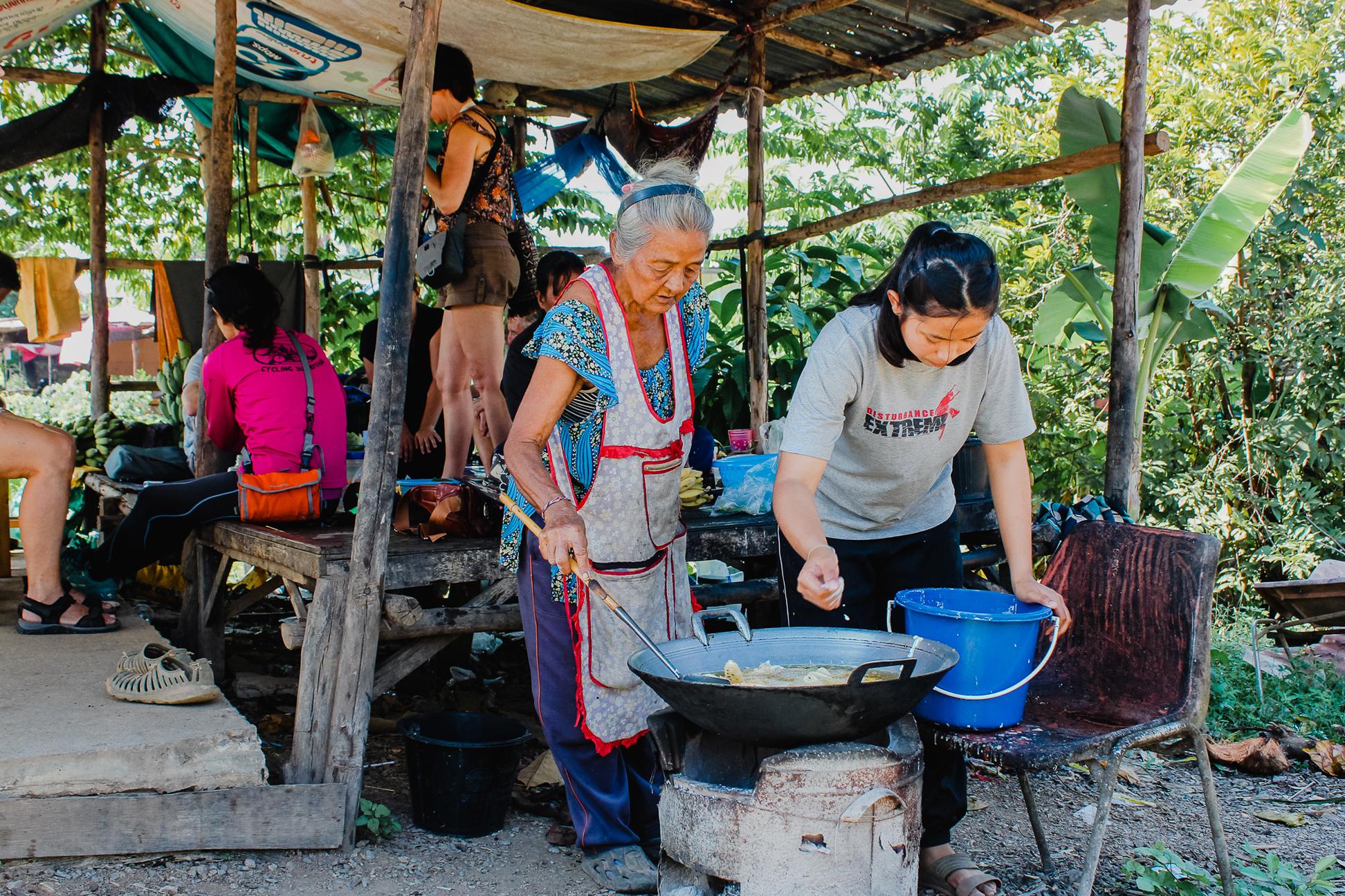 Cuisinière campagne Sukhothai