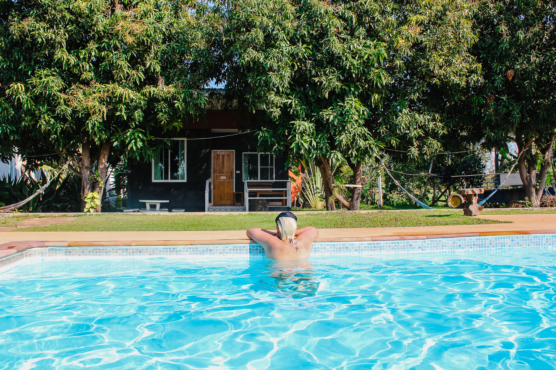 Sabaidee guest house - hotel parfait à Sukhothai en thailande