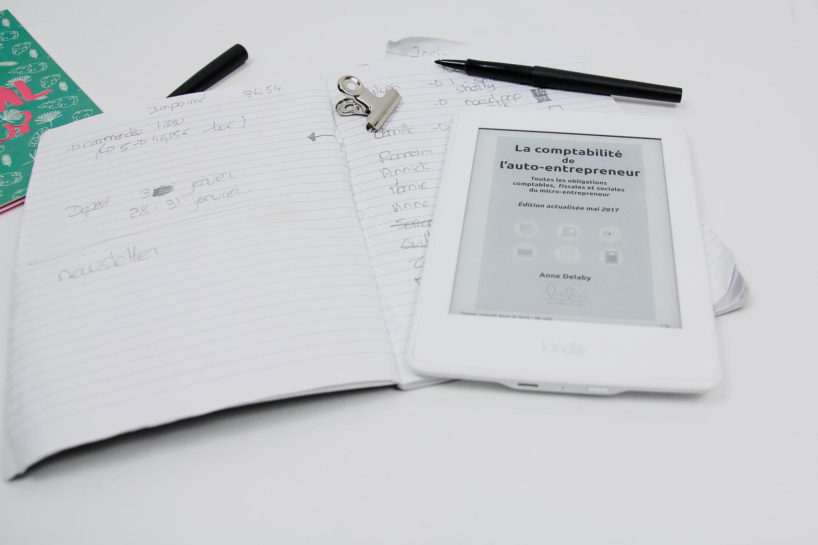 Tout savoir sur la comptabilité de l'auto entrepreneur