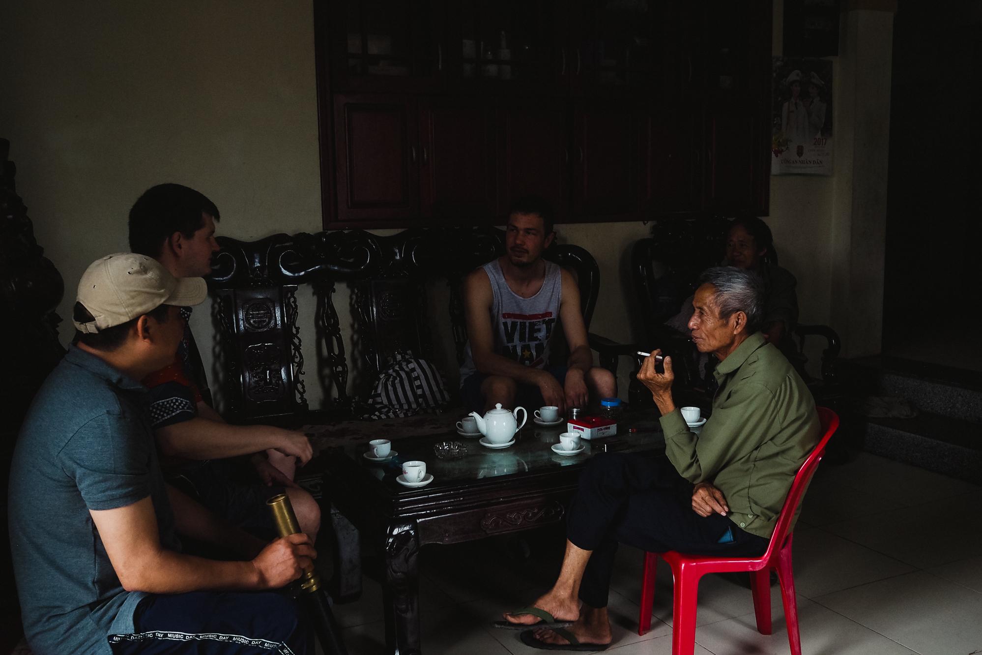 le thé au vietnam