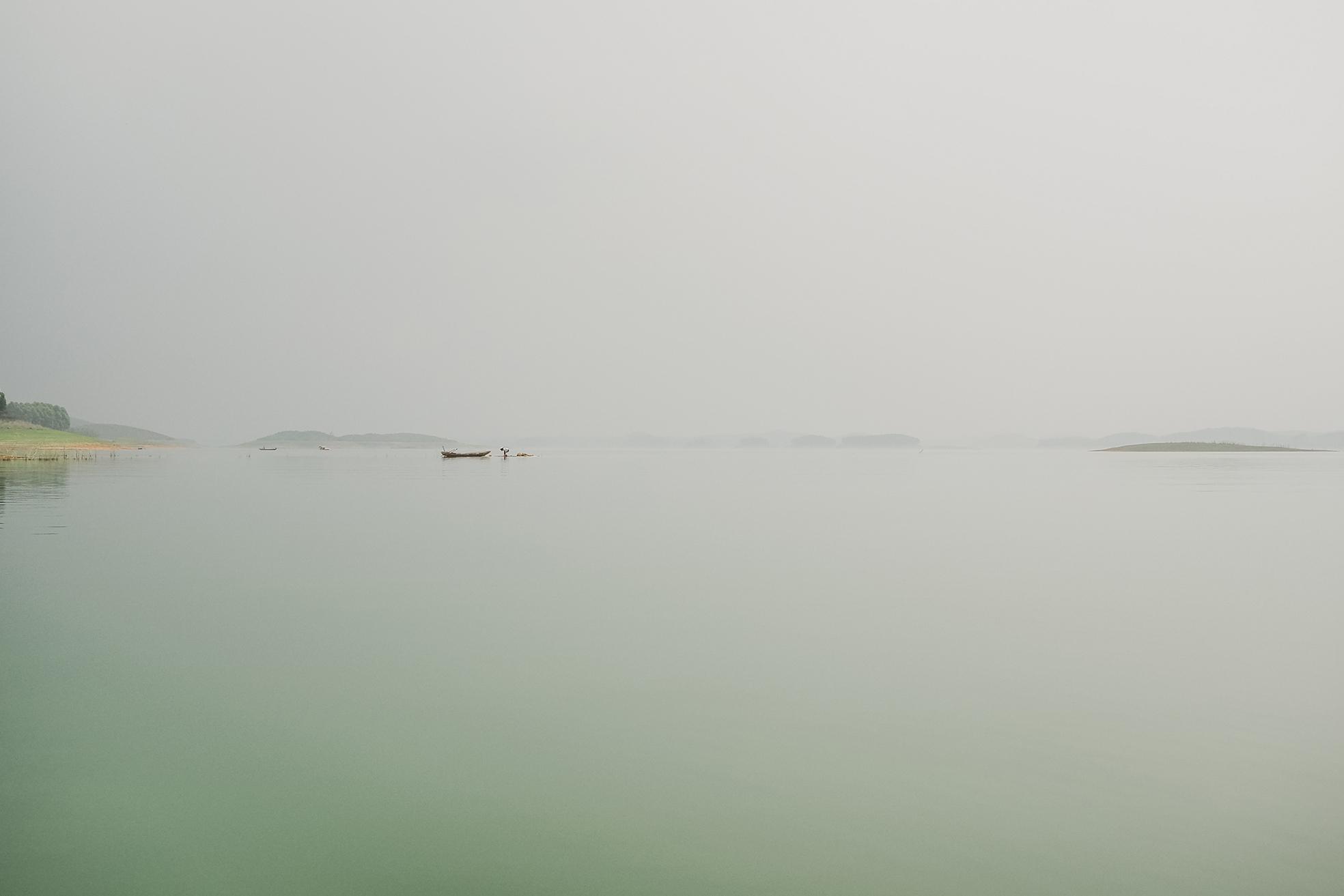 lac de Thac ba au vietnam le plus beau lac de l'asie