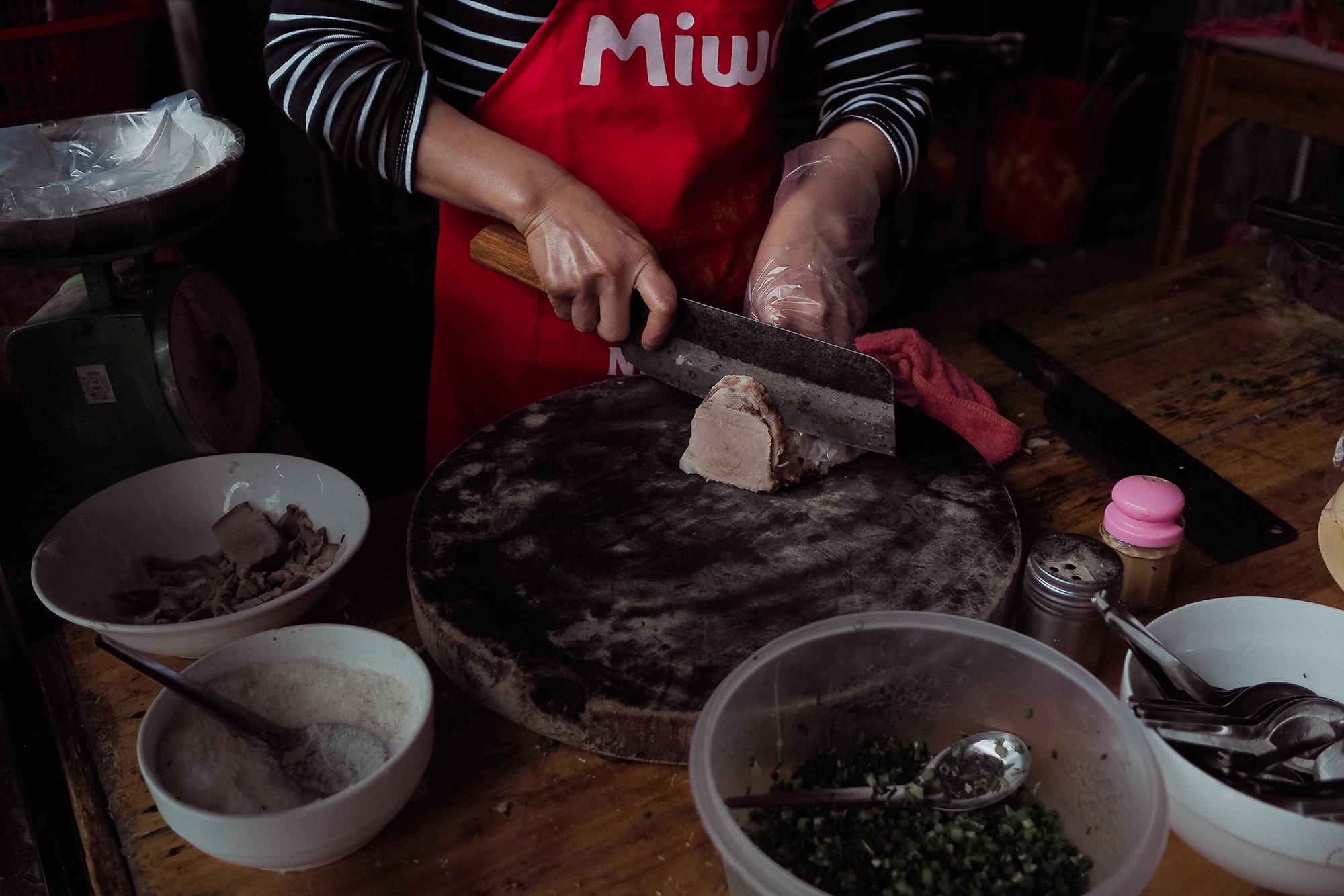 Manger de la viande au vietnam voyage
