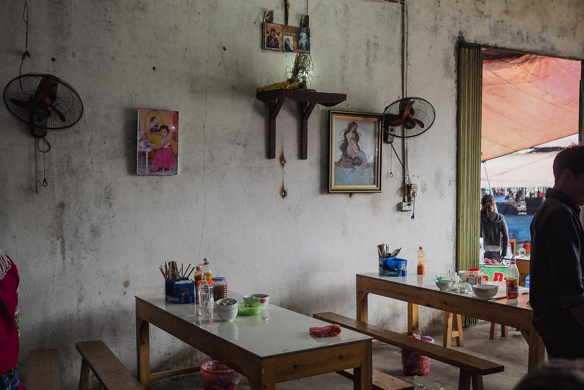 restaurant classique du vietnam