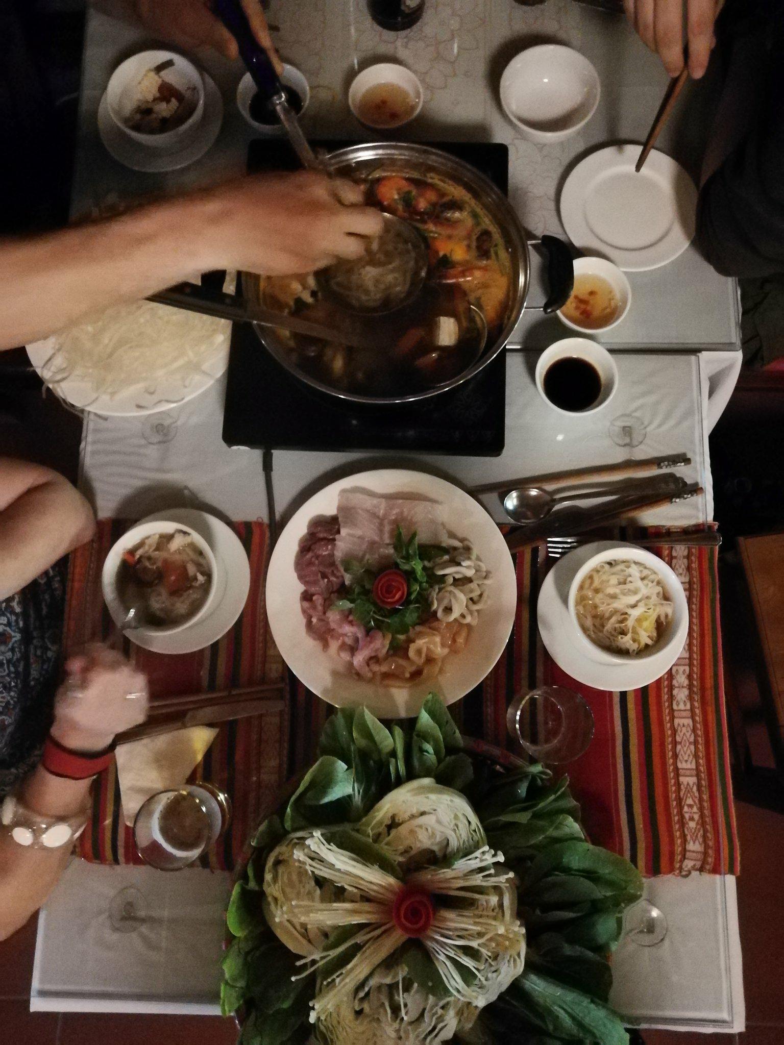 lau viet nam fondue vietnamienne voyage