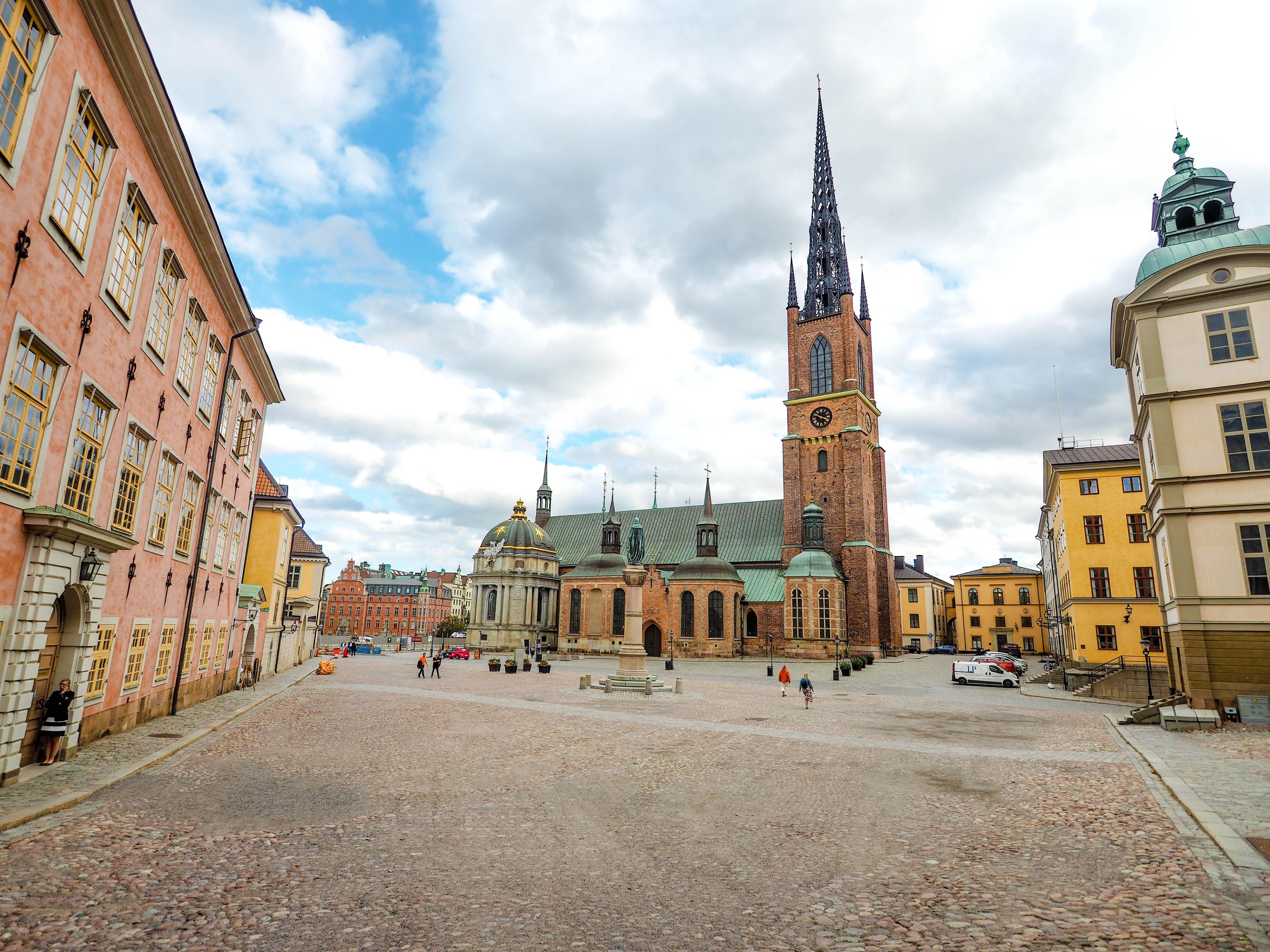 Stockholm blog voyage