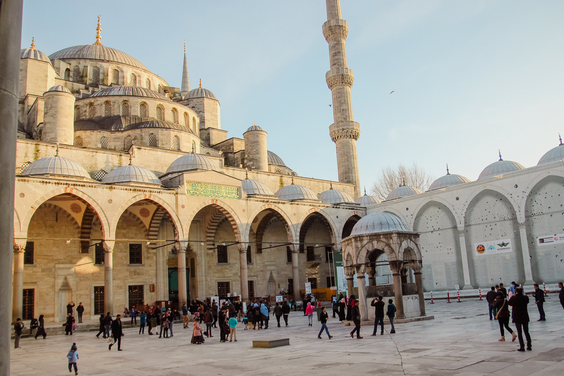 Istanbul blog voyage