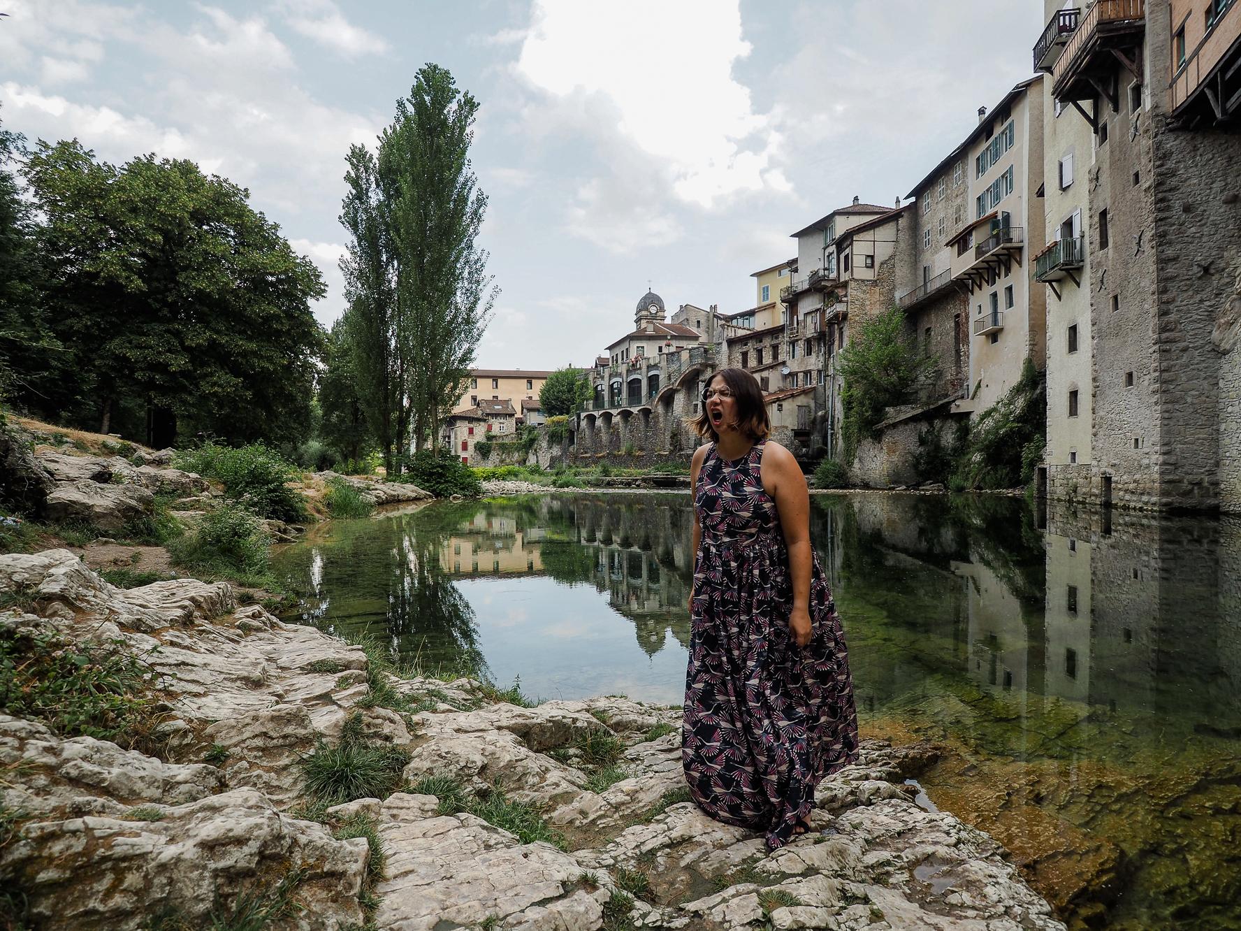 voyager dans la drôme et l'isère -pont en royans blog voyage