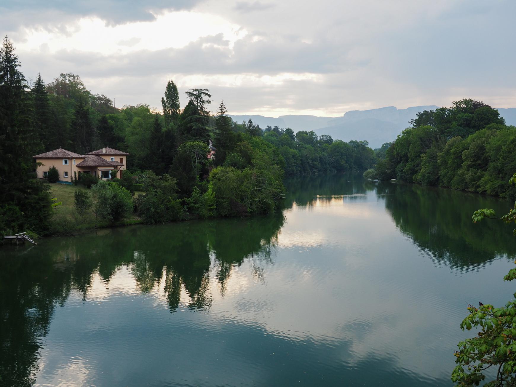 voyager dans la drôme et l'isère - pont en royans blog voyage