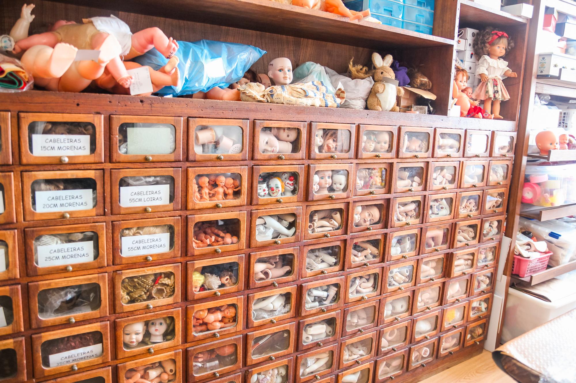 hopital des poupées visite insolite lisbonne