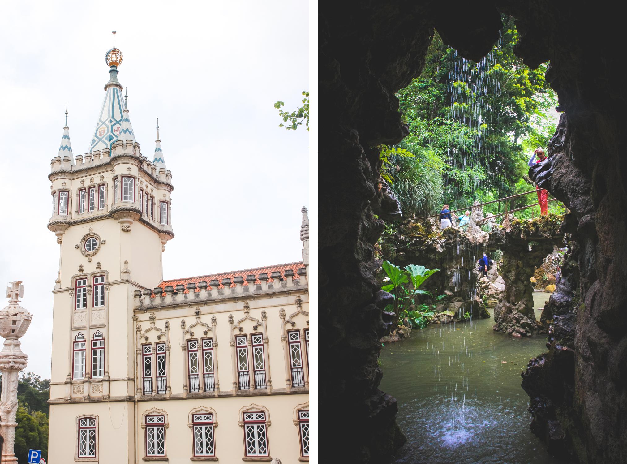 Visiter Sintra astuce blog voyage lisbonne