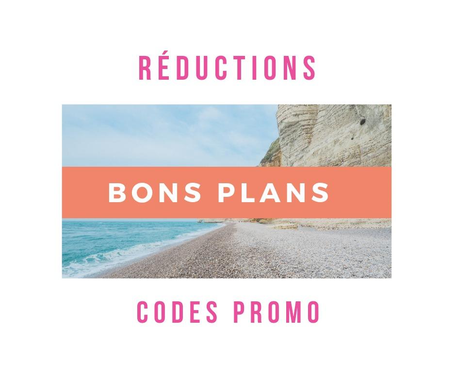 Les codes promo