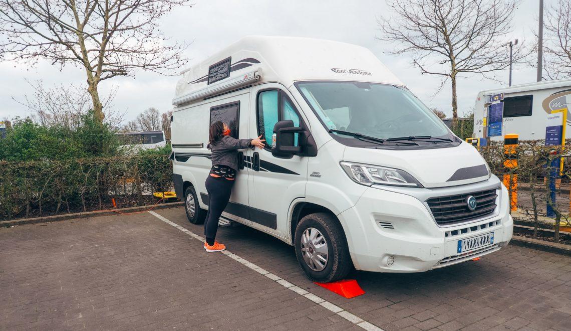 Acheter un van aménagé : mon expérience