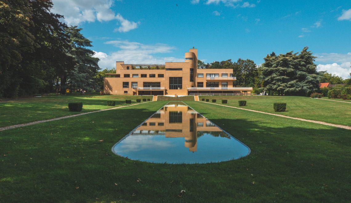 Visiter la villa Cavrois - tourisme Hauts de France