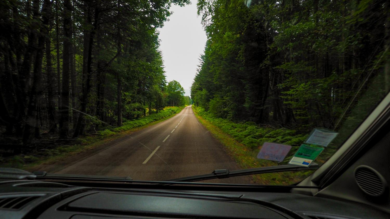 Le morvan en camping-car ou van astuce voyage